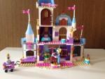 [LEGO]レゴ ディズニープリンセス シンデレラの城 41055 はディズニー好きの女の子にはたまらないね