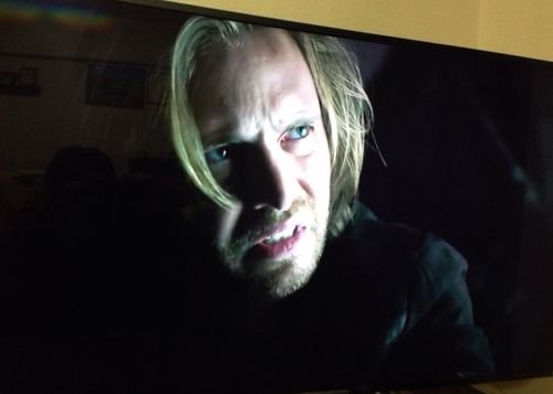 wimax テレビのWi-Fiにも繋げて、Huluを見てみる。