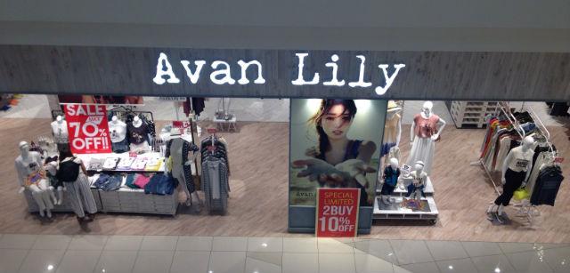 Avan Lily 1F