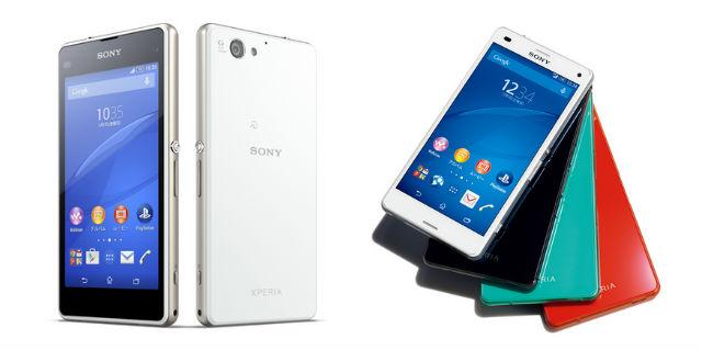 格安SIMのスマホ端末を Xperia J1 compact と Z3 compact で迷った件