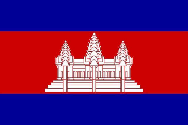 カンボジア戦 キックオフ