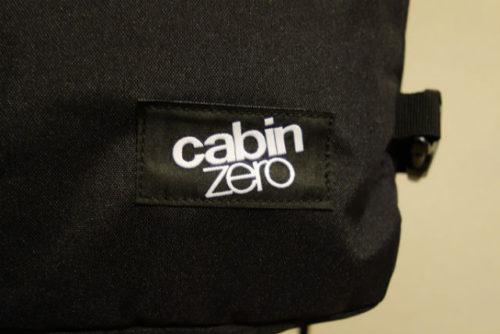CABIN ZERO ロゴ