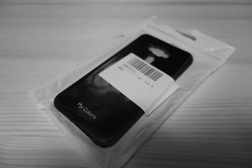 これは滑る。Vandot Asus ZenFone 3 ZE520KL 5.2 インチ用スマホケース