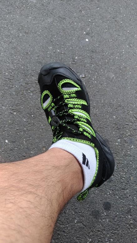 高尾山 靴