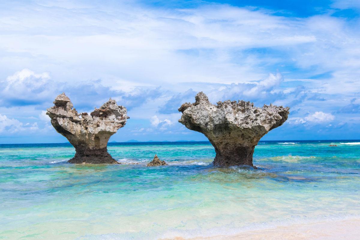 ANAマイルが貯まったから夏休みの沖縄旅行(家族4人)を予約したよ!