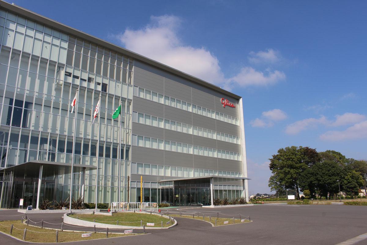 グリコピア・イースト工場(埼玉県北本市)