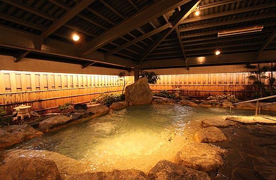 マハイナ温泉